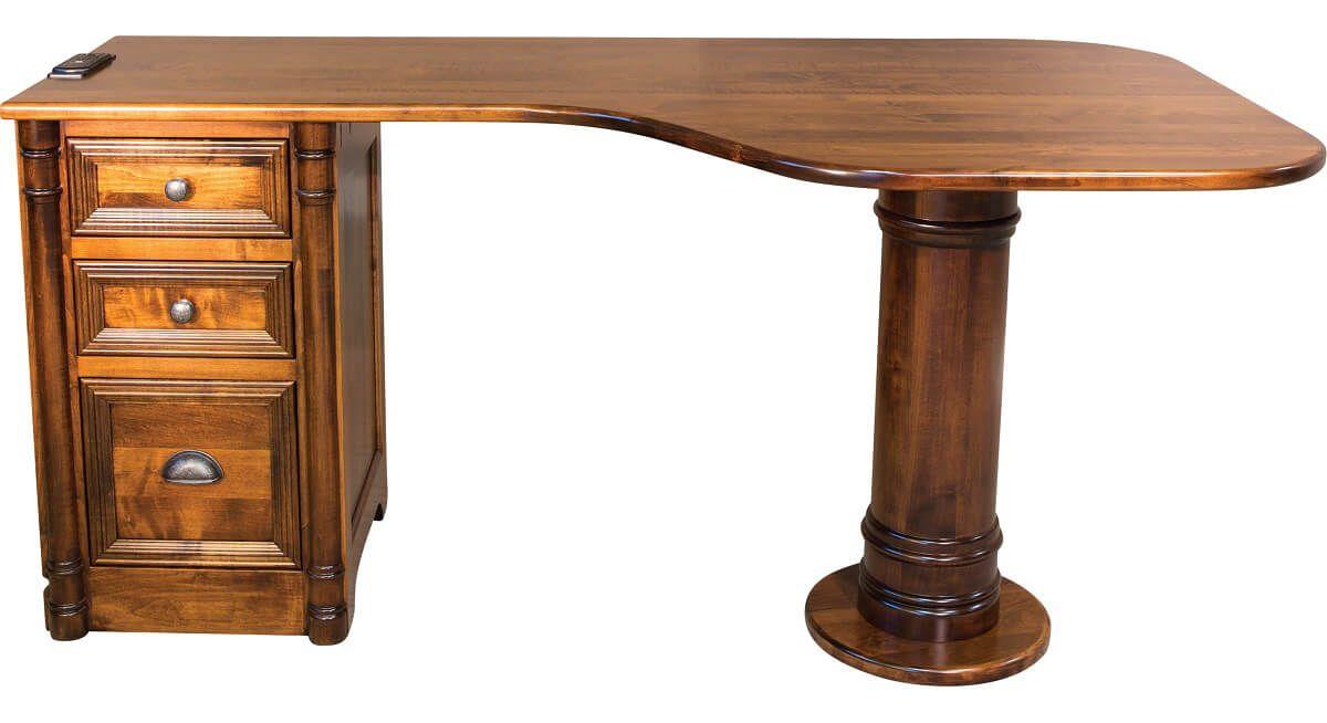 Risley Executive Pedestal Desk