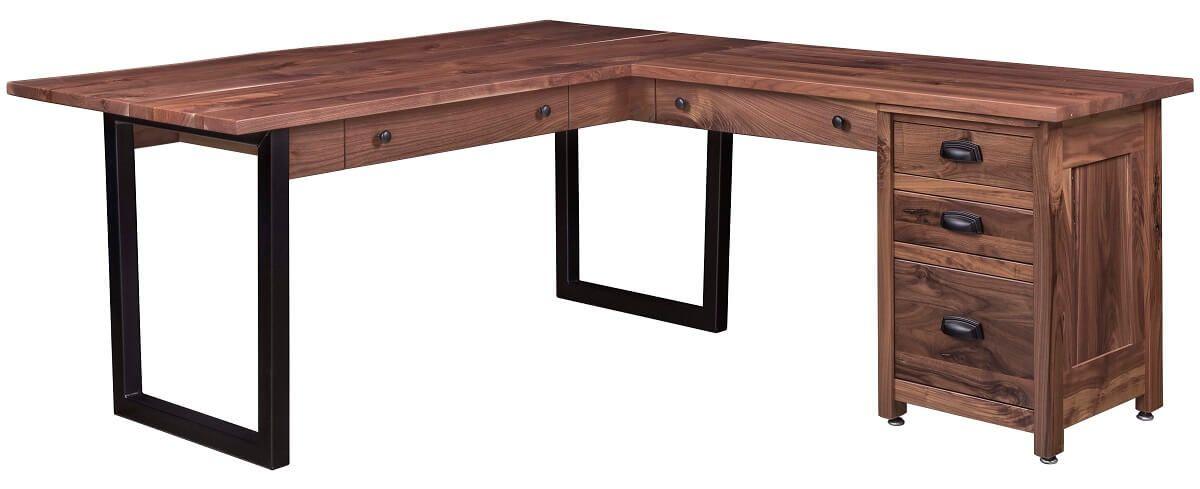 Chadron L-Shaped Desk