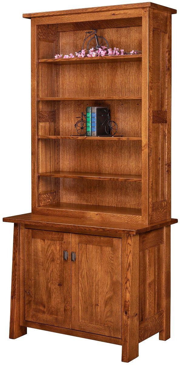Hartington Storage Bookshelf