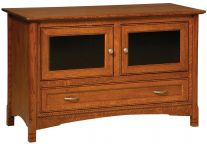 Adrianna 2-Door TV Console