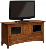 Adrianna 3-Door TV Console
