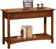 Adrianna Open Console Table