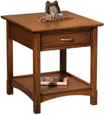Adrianna Open End Table