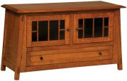 Alaterre 2-Door TV Console