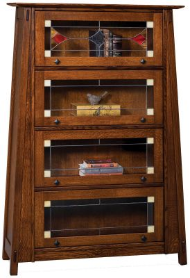 Alaterre Barrister Bookcase