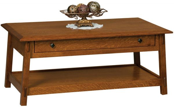 Alaterre Open Coffee Table