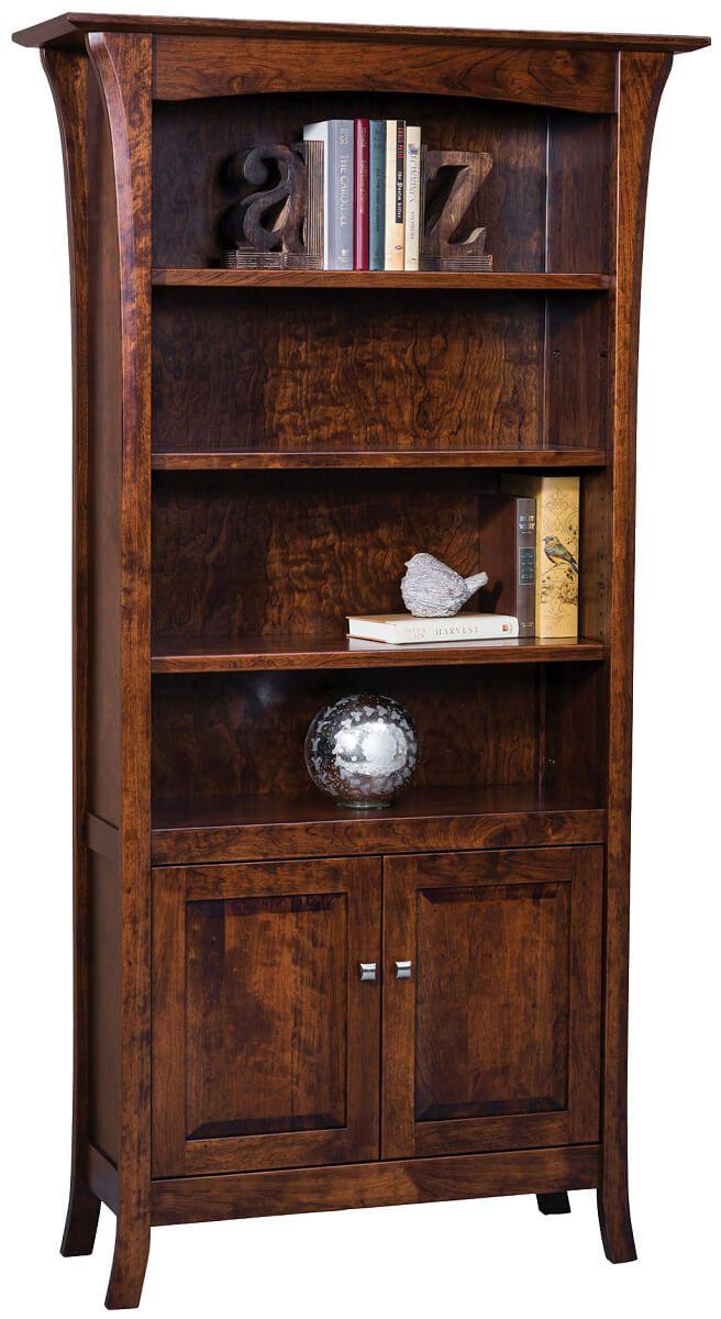Alix Bookcase Cabinet