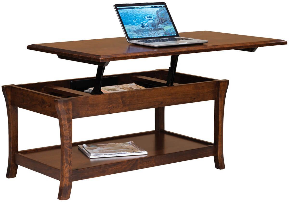 Alix Lift Top Coffee Table