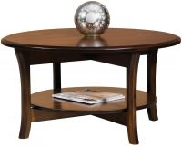 Alix Round Coffee Table