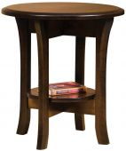 Alix Round Side Table