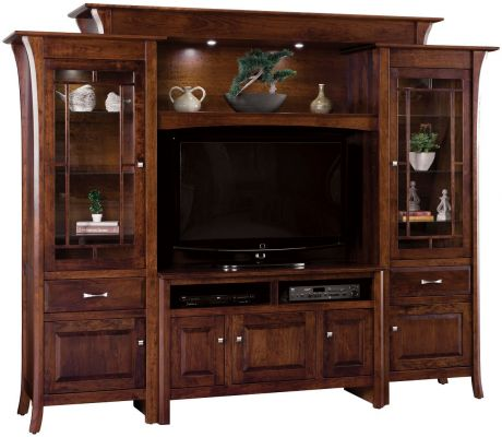 Alix Wall Entertainment Center