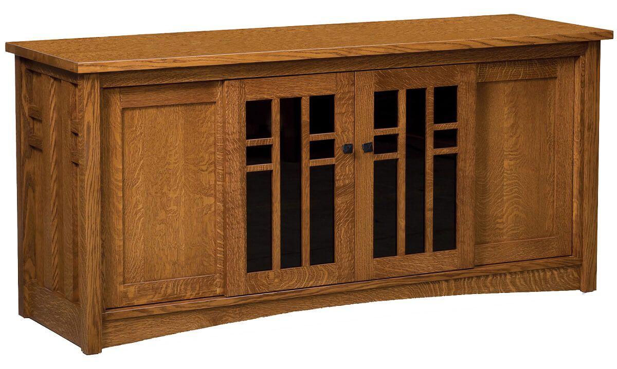 Alvarado 4-Door TV Cabinet