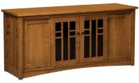 Alvarado 4-Door TV Cabinet
