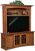 Alvarado Entertainment Center