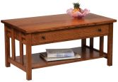 Alvarado Open Coffee Table