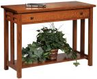 Alvarado Open Console Table