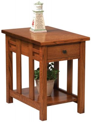 Alvarado Open End Table