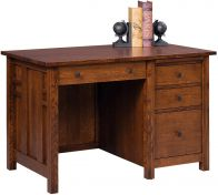 Student Desks for Bedrooms by Countryside Amish Furniture