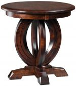 Armelle Round End Table