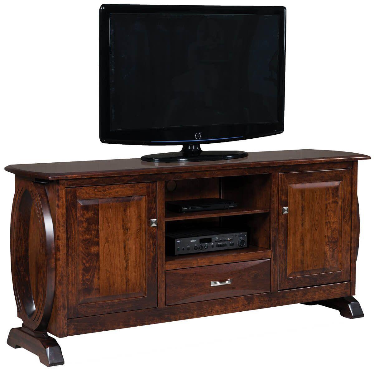 Armelle TV Media Console
