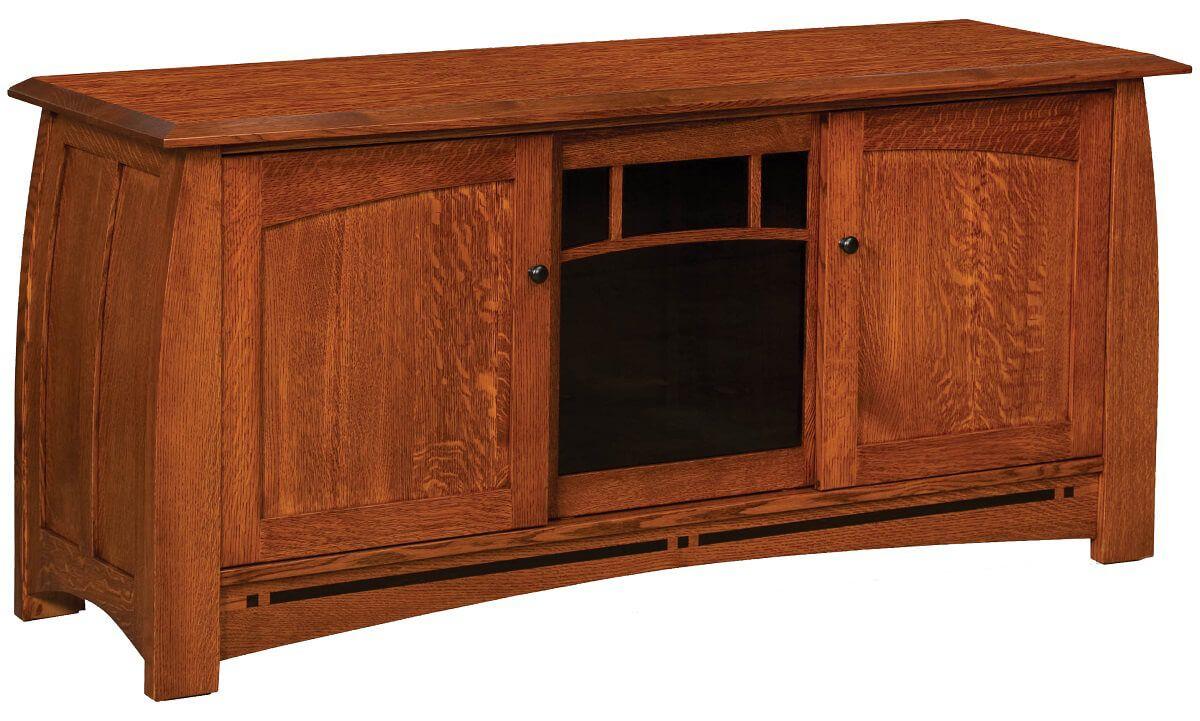 Coronado 3-Door TV Stand