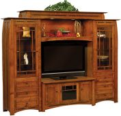 Coronado Deluxe Entertainment Center
