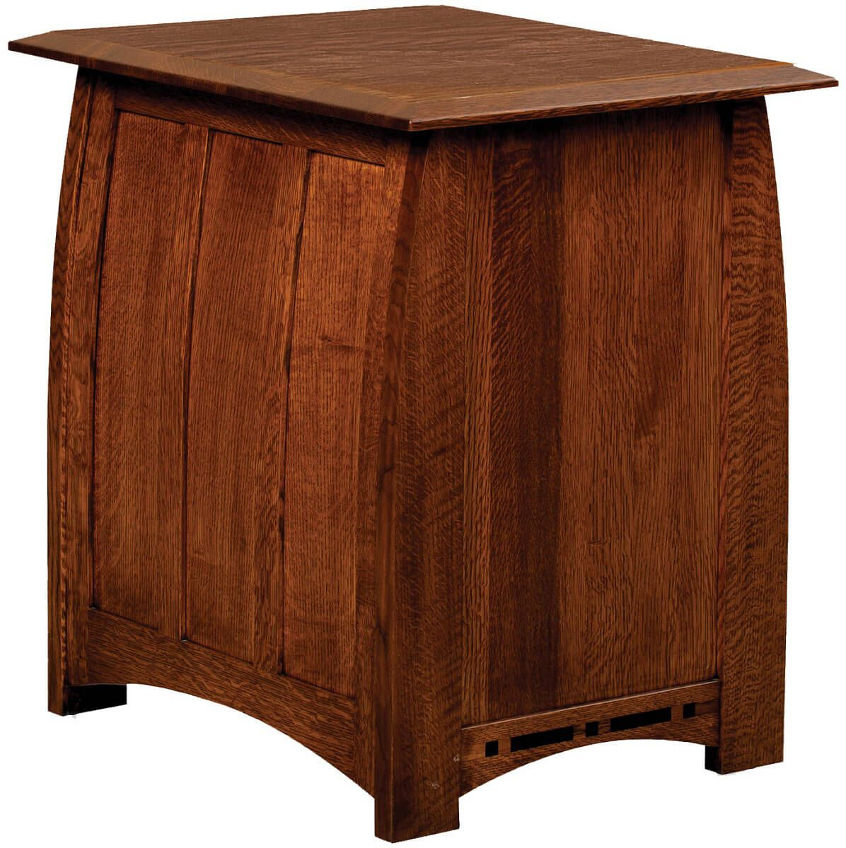 Coronado 2-Drawer File Cabinet - Back