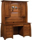 Coronado Hutch Top Desk