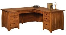 Coronado L-Shaped Desk