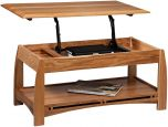 Coronado Open Lift Top Coffee Table