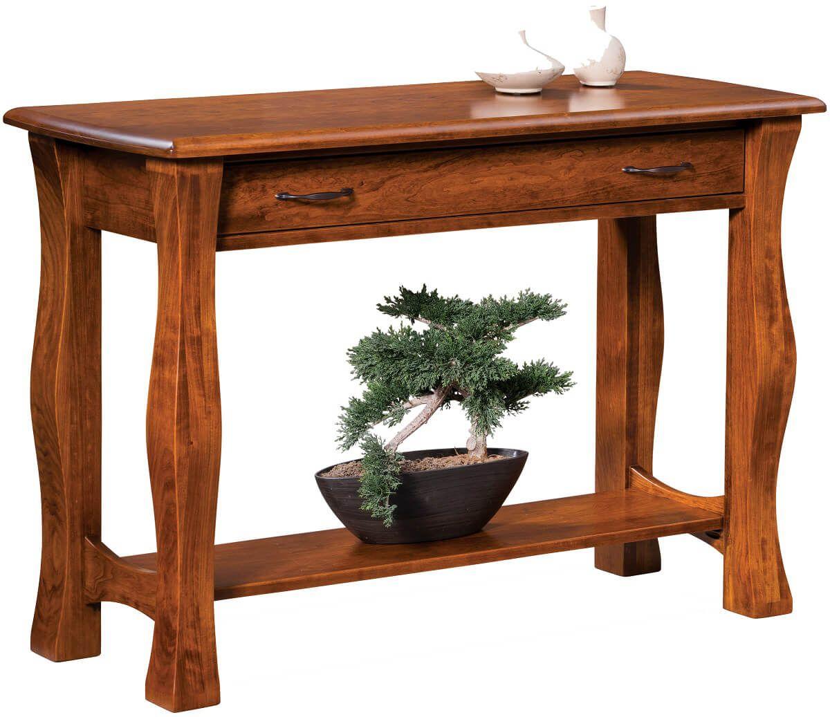 Edmond Sofa Table