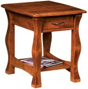 Edmond Open End Table