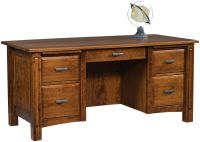 Fairbury 5-Drawer Desk