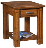 Fairbury Open End Table
