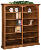 Harriet Executive Double Bookcase