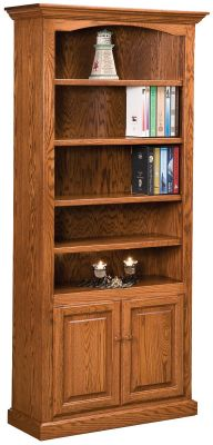 Harriet Bookshelf with Doors