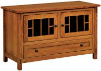 Hillsdale 2-Door TV Console