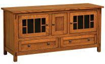 Hillsdale 3-Door TV Console