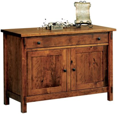 Hillsdale Enclosed Console Table