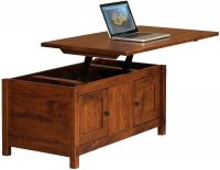 Hillsdale Enclosed Lift Top Coffee Table