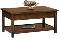Hillsdale Open Coffee Table