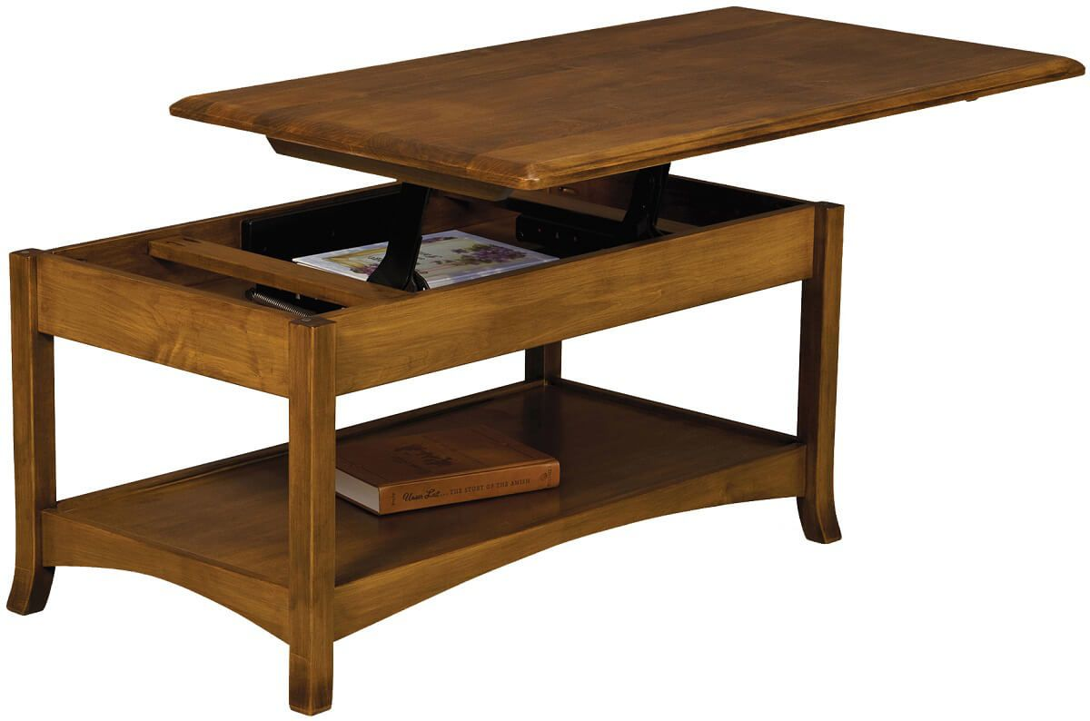 Plymouth Lift Top Coffee Table