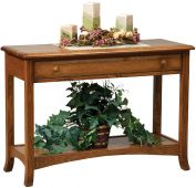 Plymouth Open Console Table