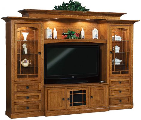 Ridgecrest Media Entertainment Center