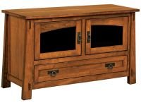 Tahari 2-Door TV Console
