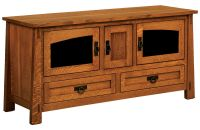 Tahari 3-Door TV Console
