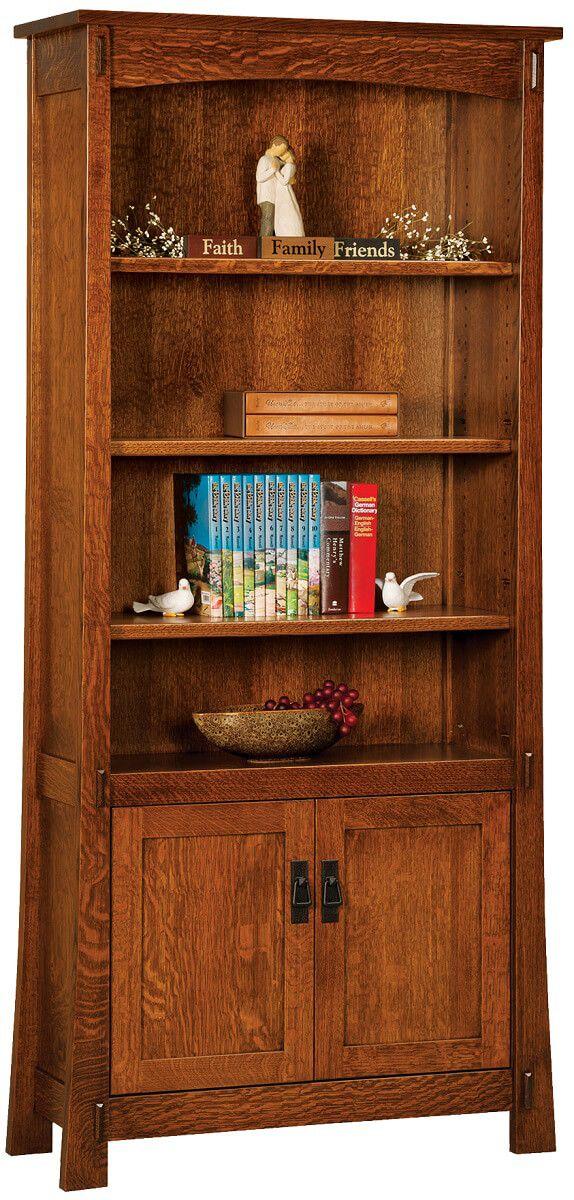 Tahari Bookshelf with Doors