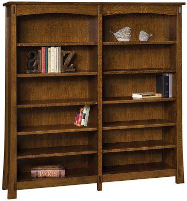Tahari Large Amish Bookcase