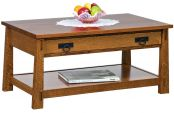 Tahari Open Coffee Table