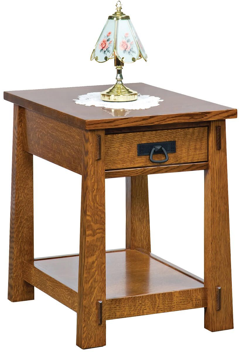 Tahari Open End Table